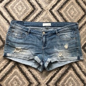 Garage Flirty Short Shorts size 13